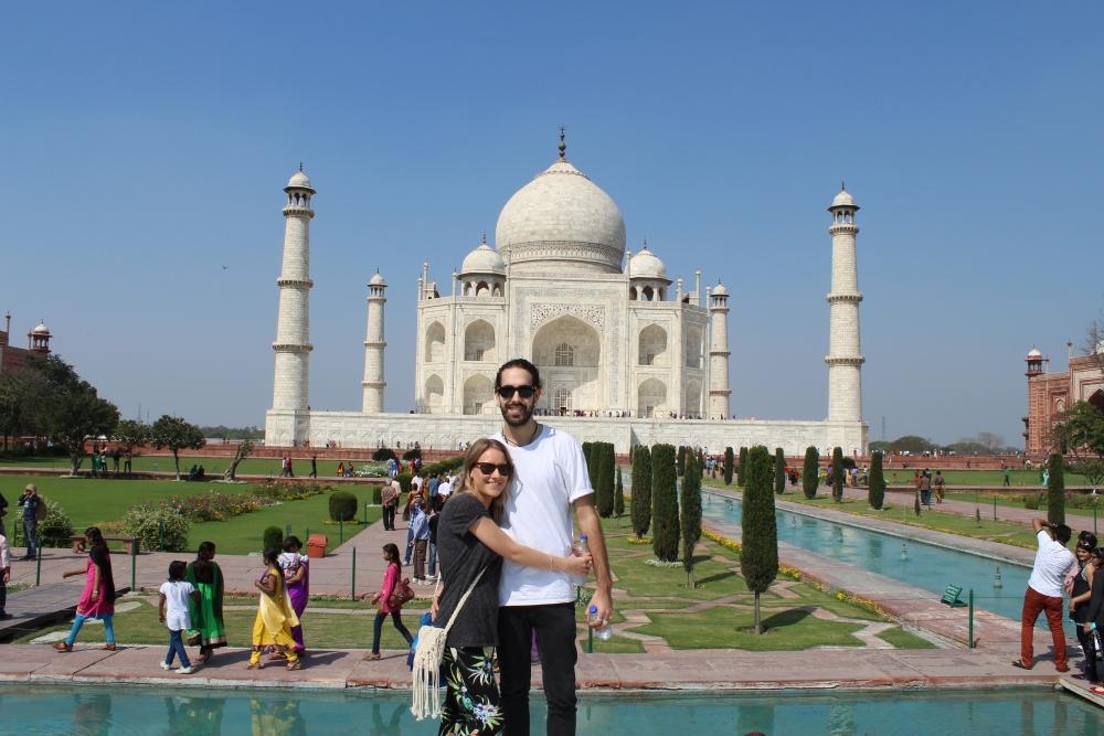 The Taj Mahal (2/6)