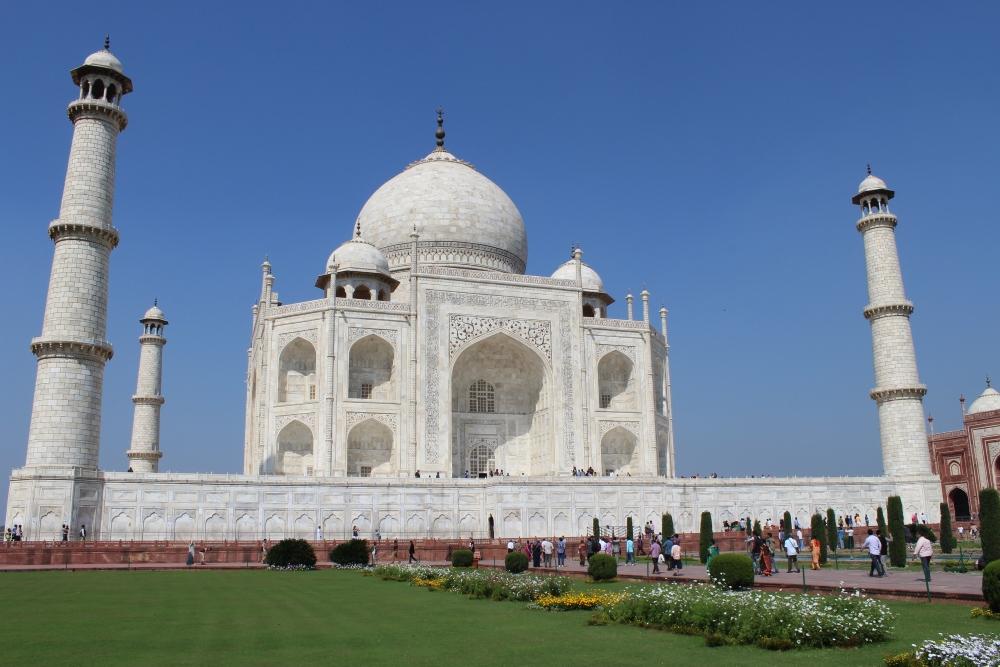 The Taj Mahal (1/6)